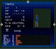 Speed Tammy