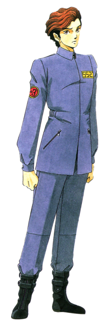 Arte do Protagonisto por Kazuma Kaneko