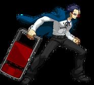 BlazBlue Kanji Tatsumi Yusuke Kitagawa Color Swap