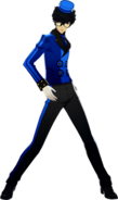 P5D The Protagonist Velvet Room Outfit