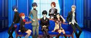 Persona25thAnniversary Cast