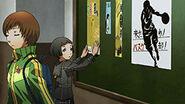 Persona 4 anime Ayane