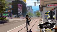 P5S Sapporo Streets