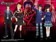 Shin Megami Tensei IMAGINE Seven Sisters High School and Karukozaka High School