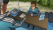 Naoki hatered toward Yu and Yosuke