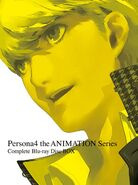 P4A Series Complete Blu-Ray Box and Original Soundtrack Cover
