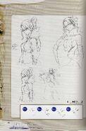 Hinako sketch