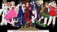 P5A Masquerade Party Event