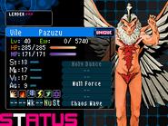 Pazuzu Devil Survivor 2 (Top Screen)