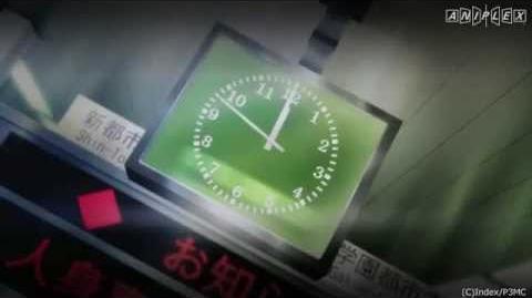 Persona 3 The Movie 「ペルソナ3」PV 02