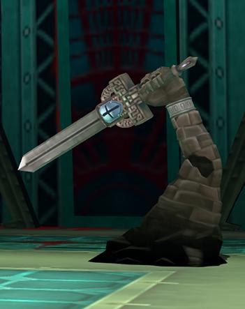 Justice Sword
