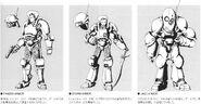 SMT1 Hero Armor's 2