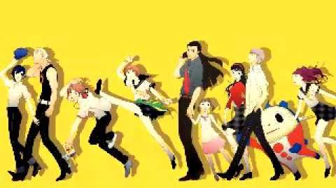 Alone in this World - Persona 4 the Animation