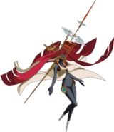 Himiko battle sprite
