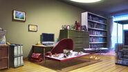 P4D Kanami's room, day