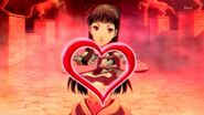 Shadow Yukiko appear in the Midnight Channel