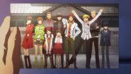 Investigation Team anime photo