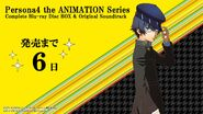 P4A (Series Complete Blu-Ray Disc Box and Original Soundtrack countdown, Illustration 06)