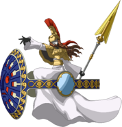 Pallas Athena sprite