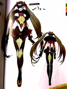 TMS Kiria (Mirage Master) main concept artwork