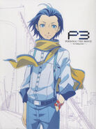 P3M Falling Down CD cover