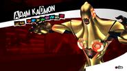 Adam Kadmon prf