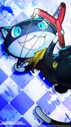 P5S ReleaseWallpaper Morgana SP2