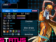 Peri Devil Survivor 2 (Top Screen)