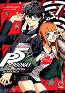 Persona 5 Mementos Mission english vol 1