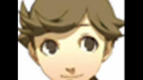 Persona 3 - Ken Battle Quotes