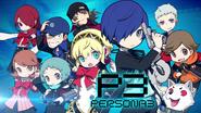 PQ2 main P3 playable characters