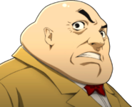 P5 Portrait of Principal shocked