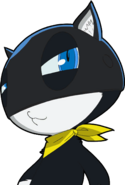 P5 animated expression of Morgana 01