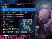 Polaris B Third Stage