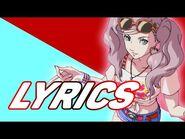 Axe to Grind w- Lyrics (Battle Theme) - Persona 5 Scramble- Phantom Strikers OST