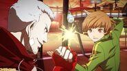 P4U Story Mode Akikiko vs Chie