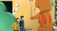 Ryou-in-bearsuit