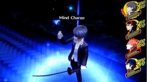 Persona 4 Golden - Boss Kusumi-no-Okami (Very Hard Mode)