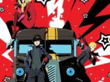 Persona 5 The Night Breakers