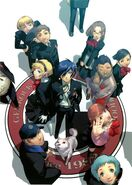 Persona 3 FES artwork