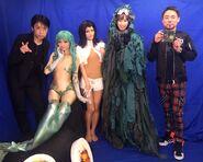 SMTIV Final Stream December 12th - Mermaid, Lilim, Peallaidh cosplays, and Yamai
