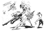 Leviathan P5 Concept art