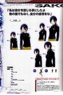 Makoto expressions
