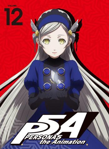 P5 Anime (Lavenza)