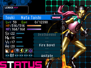 Nata Taishi Devil Survivor 2 (Top Screen)