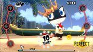 P5D screenshot of Morgana design