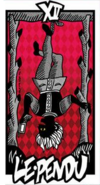 P5 Hanged-Man Arcana