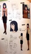 TMS concept of Ayaka Oribe