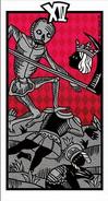 P5 Death Arcana