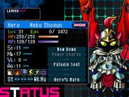 Neko Shogun Devil Survivor 2 (Top Screen)